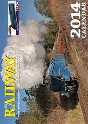 Railway Magazine Calendar 2014 issue Railway Magazine Calendar 2014