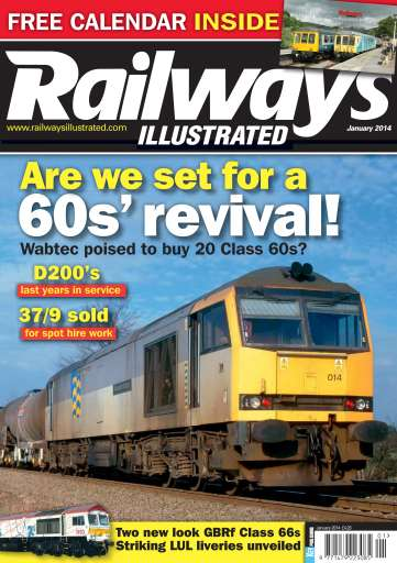 Railways Illustrated Digital Issue
