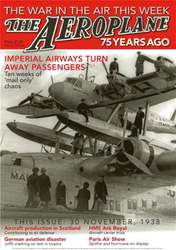 *12 IMPERIAL AIRWAYS TURN AWAY PASSENGERS issue *12 IMPERIAL AIRWAYS TURN AWAY PASSENGERS