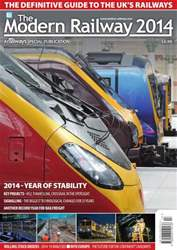 The Modern Railway 2014 issue The Modern Railway 2014