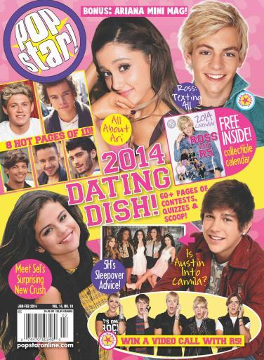 Popstar Magazine  JanFeb 2014 Subscriptions  Pocketmags