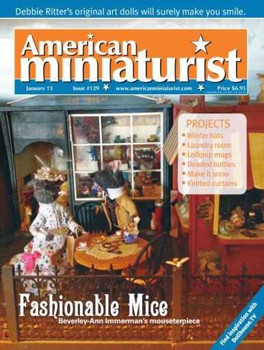 American Miniaturist Preview