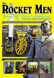The Rocket Men: George & Robert Stephenson issue The Rocket Men: George & Robert Stephenson