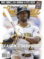 Beckett Baseball Magazine Cover