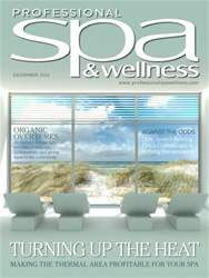 World Spa & Wellness Magazine Cover