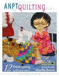 ANPTmag Quilting Book 1 issue ANPTmag Quilting Book 1