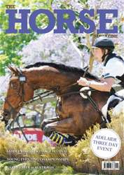 The Horse Magazine January 2014 issue The Horse Magazine January 2014