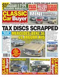 No.207 Tax Disc Scrapped issue No.207 Tax Disc Scrapped