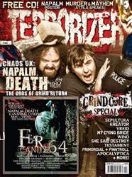 180 - Grind 1 Napalm Death issue 180 - Grind 1 Napalm Death