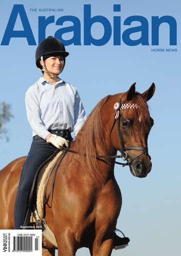 Australian Arabian Horse News Preview
