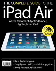 Complete Guide to the iPad Air issue Complete Guide to the iPad Air