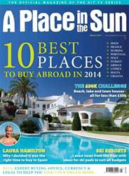 A Place In The Sun Winter 2014 issue A Place In The Sun Winter 2014