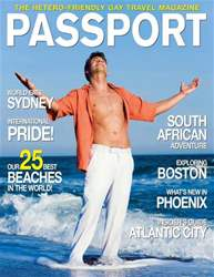 Passport Magazine Cover