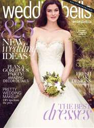 Wedding Bells Magazine Cover