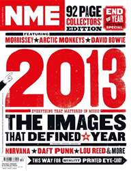 NME Magazine Cover