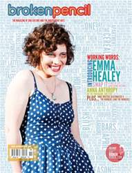 Issue 55 - Spring, Introducing Emma Healey issue Issue 55 - Spring, Introducing Emma Healey