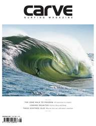 Carve Surfing Magazine Issue 148 issue Carve Surfing Magazine Issue 148