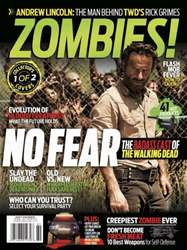 Zombies-Spring 2014 issue Zombies-Spring 2014