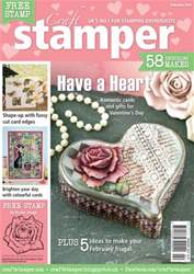 Craft Stamper - February 2014 issue Craft Stamper - February 2014
