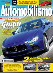 Automobilismo 1 2014 issue Automobilismo 1 2014