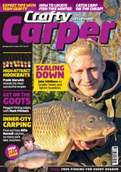 Crafty Carper January 2014 issue Crafty Carper January 2014