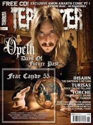 Terrorizer 171 - Opeth issue Terrorizer 171 - Opeth