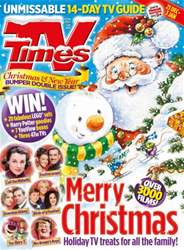 TV Times Christmas Special issue TV Times Christmas Special
