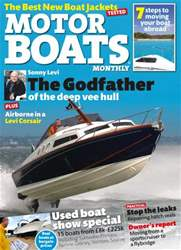 Motor Boats Monthly Magazine Cover