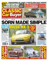 No.208 MAZDA MX-5 - BUY & RUN FOR £3k issue No.208 MAZDA MX-5 - BUY & RUN FOR £3k