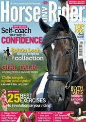 Horse&Rider magazine February 2014 issue Horse&Rider magazine February 2014