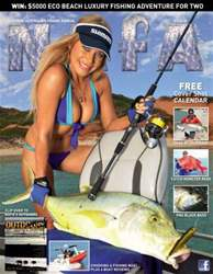 National Australian Fishing Annual (NAFA) Magazine Cover
