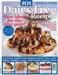 World of Food - 101 Dairy-Free Recipes issue World of Food - 101 Dairy-Free Recipes