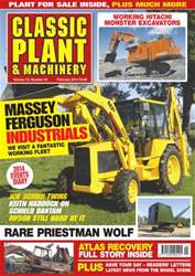 Vol.12 No.5 MASSEY FERGUSON INDUSTRIALS issue Vol.12 No.5 MASSEY FERGUSON INDUSTRIALS