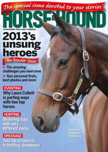 Horse & Hound Preview