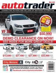 Autotrader 1131 issue Autotrader 1131