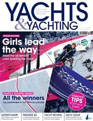 Yachts & Yachting Magazine Cover