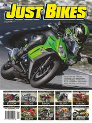 JUST BIKES #295 jan14 issue JUST BIKES #295 jan14