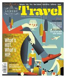 Luxury Travel 57 Summer 2014 issue Luxury Travel 57 Summer 2014