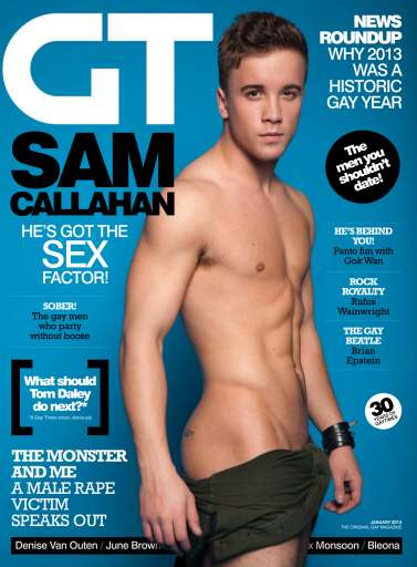 Gay Times Digital Issue