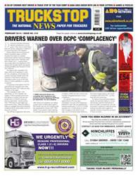 No.319 DRIVERS WARNED OVER DCPC 'COMPLACENCY' issue No.319 DRIVERS WARNED OVER DCPC 'COMPLACENCY'