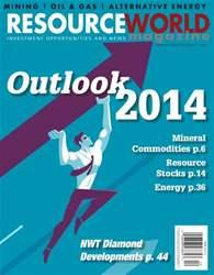 Resource World Magazine Cover