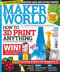 Maker World  issue Maker World