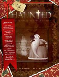 Haunted 9: The Winter Edition issue Haunted 9: The Winter Edition