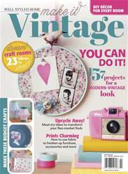 Make It Vintage 2013 issue Make It Vintage 2013