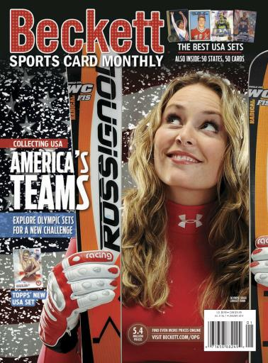 Sports Card Monthly Preview