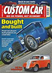 Back to our roots the history of custom cars issue Back to our roots the history of custom cars
