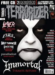 189 - Immortal issue 189 - Immortal