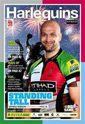 Harlequins v Exeter Chiefs issue Harlequins v Exeter Chiefs