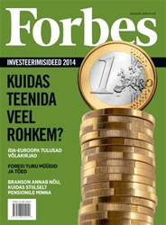 Forbes Jan '14 issue Forbes Jan '14