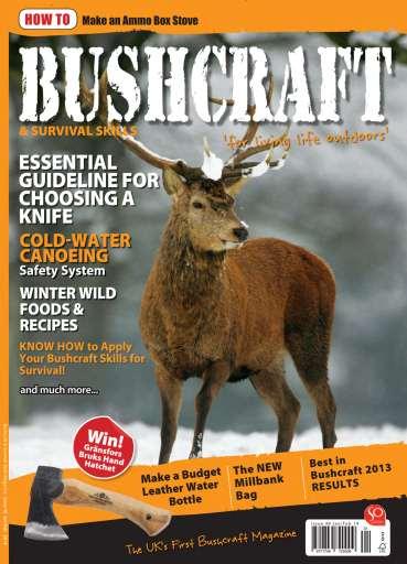 Bushcraft & Survival Skills Magazine Preview